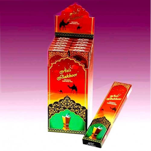Bâtonnet Encens Asli Bakhoor