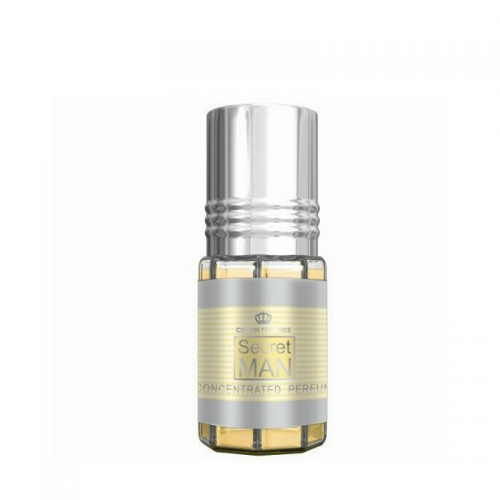 Musc Al Rehab Secret Man 3 ml