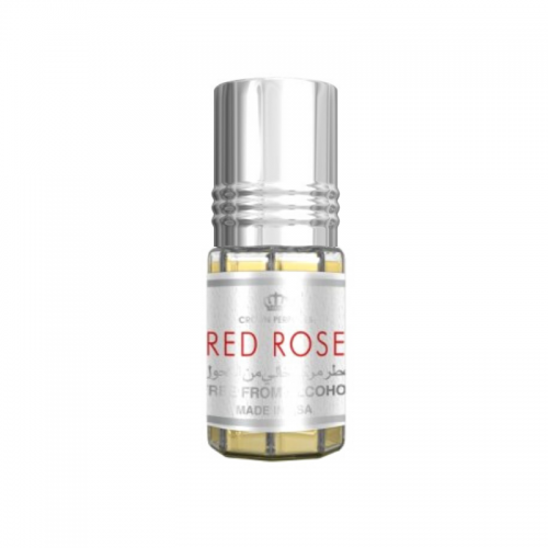 Musc Al Rehab Red Rose 3 ml