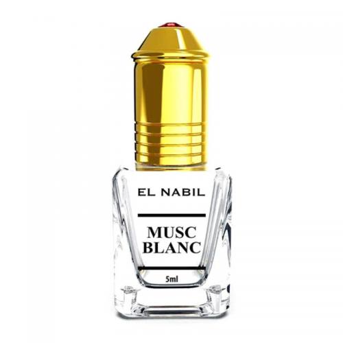 Musc Blanc El Nabil 5 ml