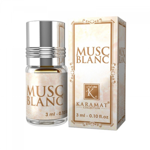 Musc Karamat Musc Blanc