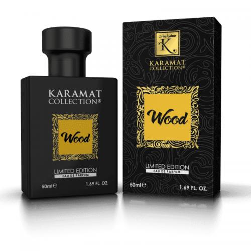 Wood Eau de Parfum Karamat 50 ml