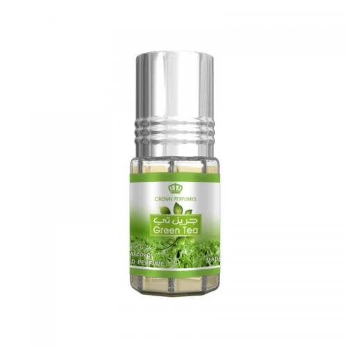 Musc Al Rehab Green Tea 3 ml