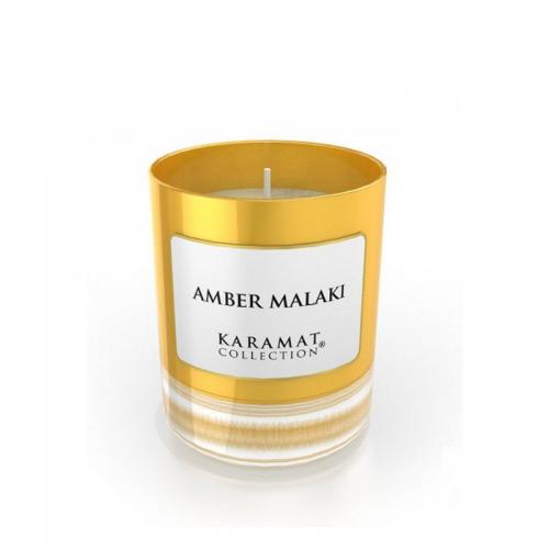 Bougie Parfumée Karamat - Amber Maliki