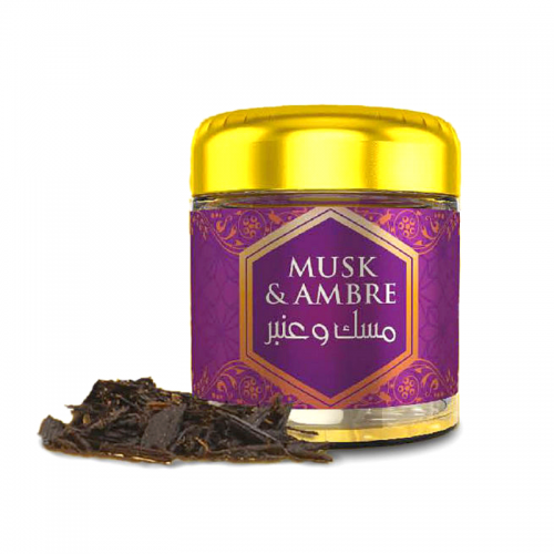 Encens Musk et Ambre - Karamat Collection