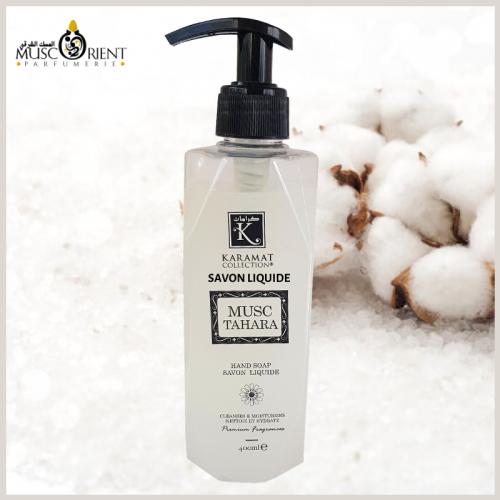 Savon Liquide Karamat (pour main) - Parfumé Musc Tahara 400 ml