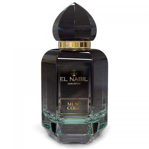 MUSC CODE EAU DE PARFUM - 50 ml