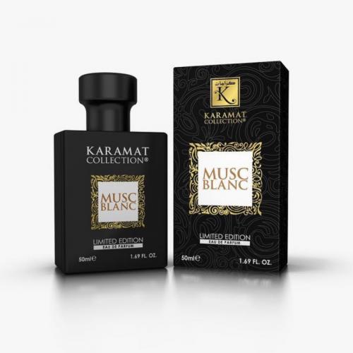 MUSC BLANC EAU DE PARFUM KARAMAT 50 ML