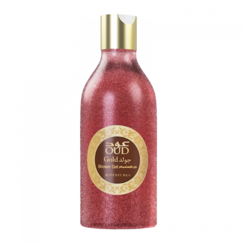 GEL DOUCHE OUD GOLD - MY PERFUMES