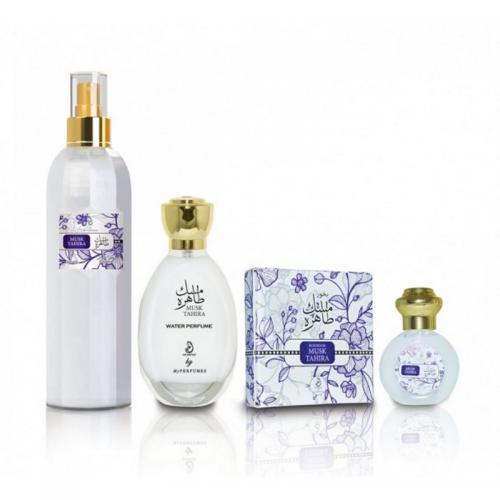 Coffret Musc Tahara - My perfumes (4 pièces)