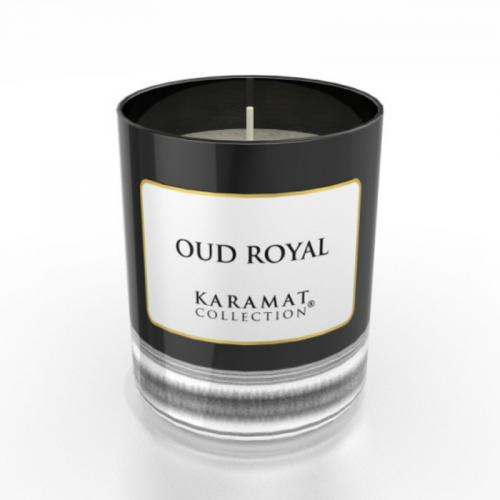 Bougie Parfumée Karamat - Oud Royal