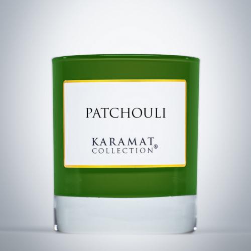 Bougie Parfumée Karamat - Patchouli