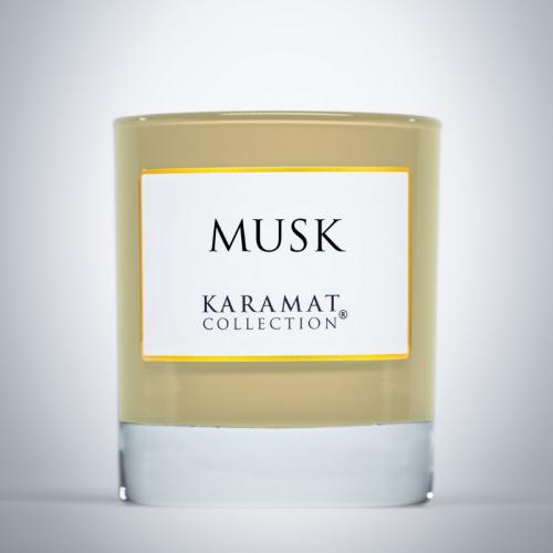 Bougie Parfumée Karamat - Musk
