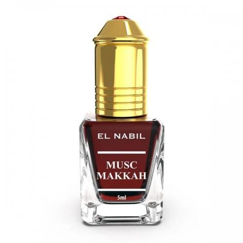 Musc Makkah El Nabil extrait de parfum sans alcool 5ml